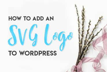WordPress SVG Image