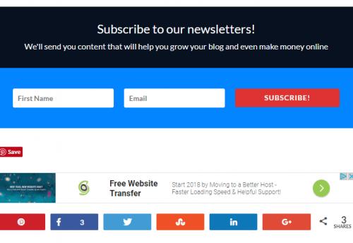 custom html wordpress