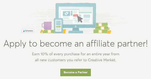 Themeforest Affiliate Partner