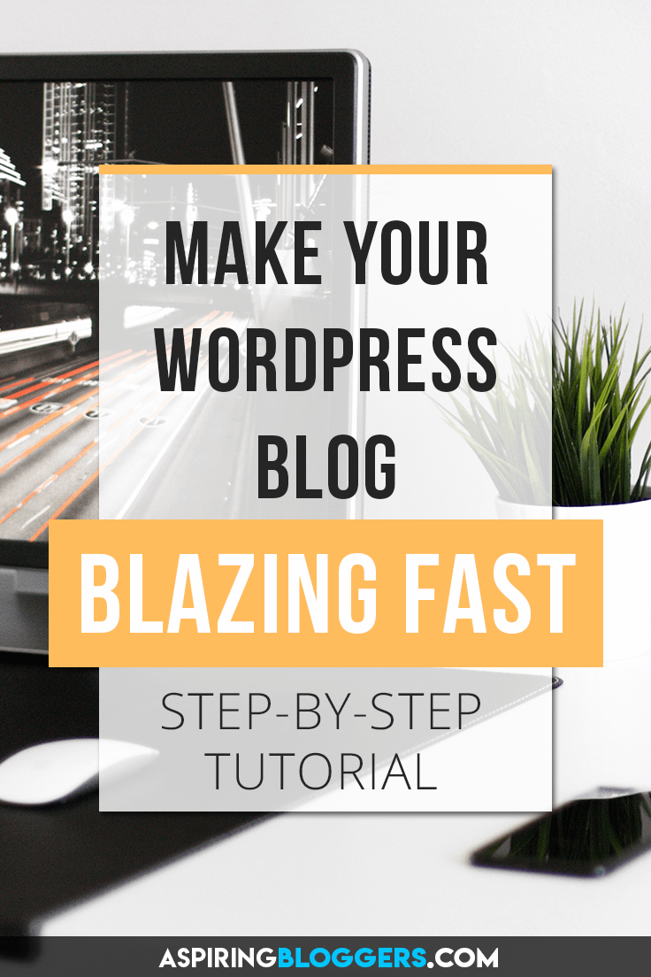 How to Make Your Blog Load Faster Than 80% of Other Sites. Website speed, website speed optimization, blog speed.
