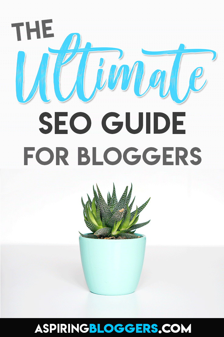 Everything you need to know about SEO for Bloggers. This Complete SEO Guide will teach you about backlinks, domain and page ranking, and optimization tips.