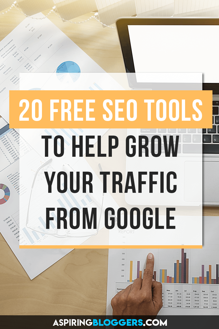 20+ Free SEO Tools For Online Businesses