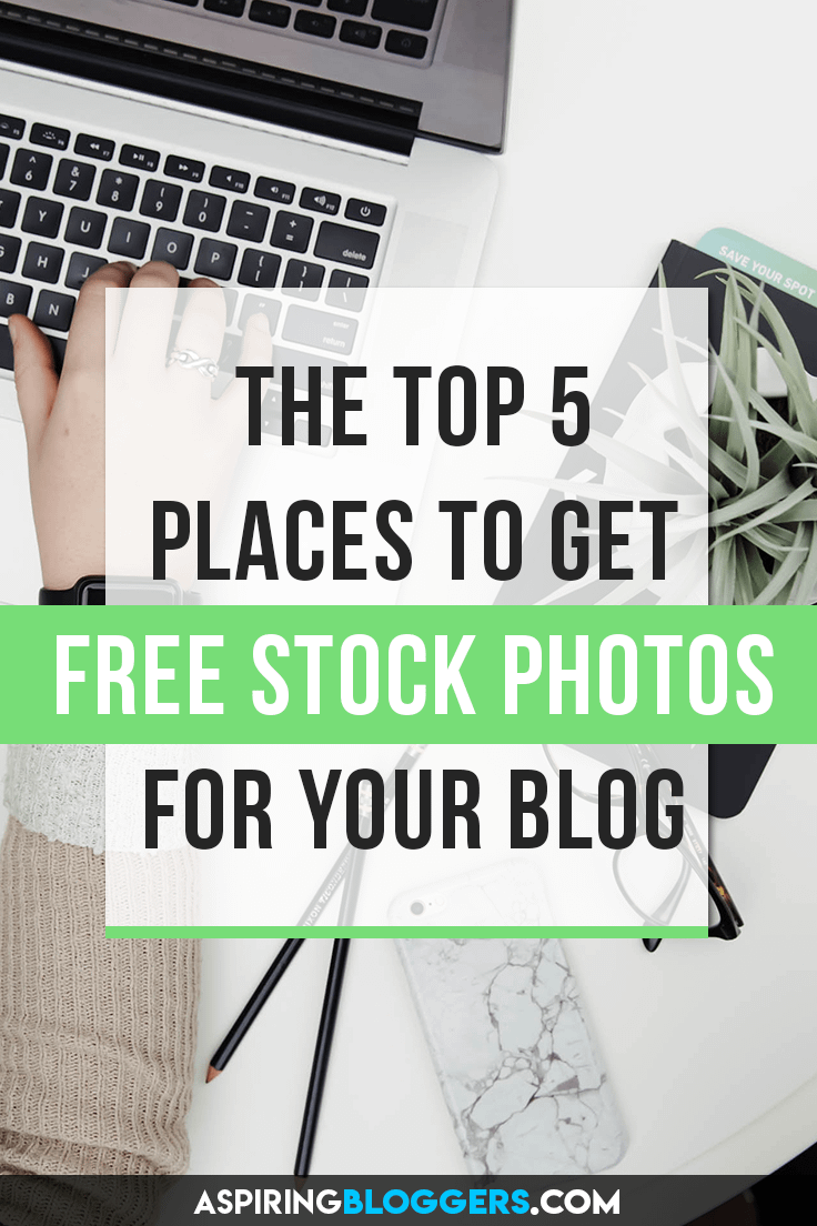 Free Stock Photos For Bloggers – Top 5 Resources